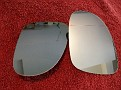 Blue Tinted Heated Blind Spot Mirrors