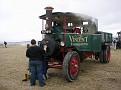 "1924. Works number 11414. Registration TA 9891. Wagon. ""Pride of Somerset"" /"" Freddie""."
