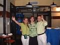 The Green Team! Miriam Keith, Courtney, Igor Shoifot