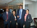 Guest non identified, Charming & elegant Nathalie Demesmin ,Esq.from Nations & Escrow Services,Corp ,Mr Alix Montes, Esq.,and Ms Anouk Gachelin Loan Officer Lex Mortgage & Financial Group Corp