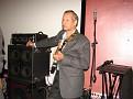 Lead guitarist Michel Corvington