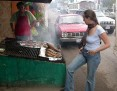 Smoked fish – local catch
