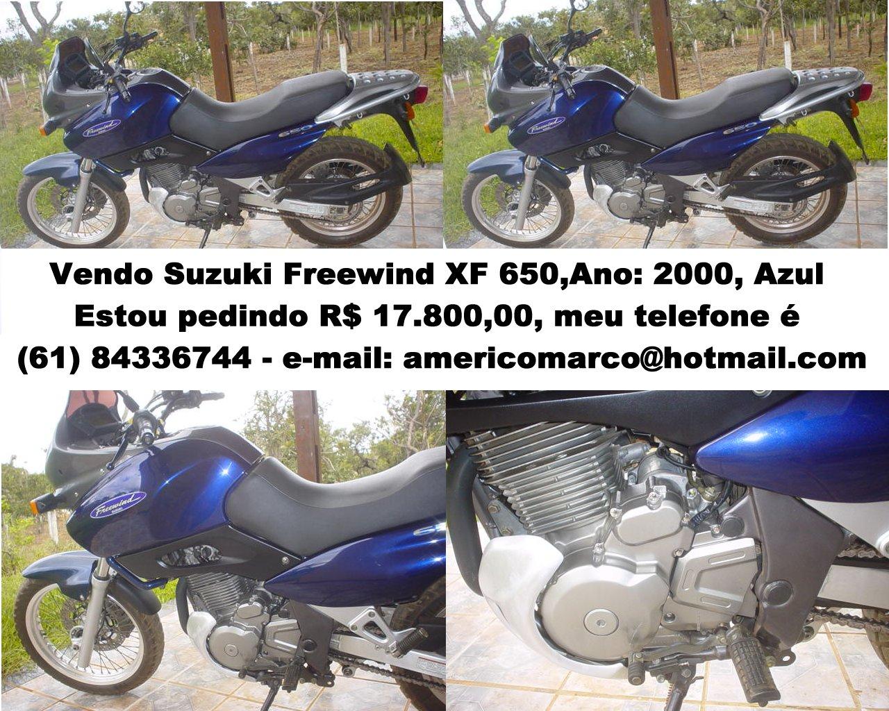 Freewind 2000 à venda