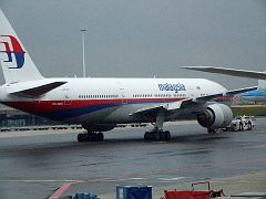 011 Malaysia Airline