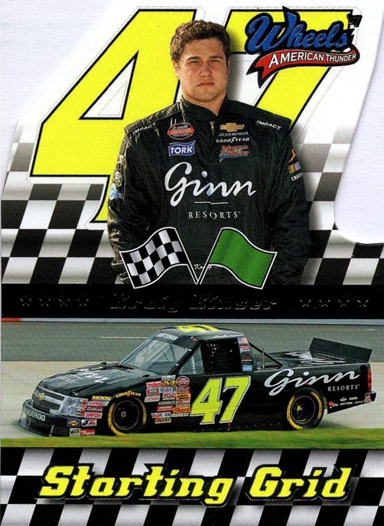 2007 American Thunder Starting Grid #SG22 (1)