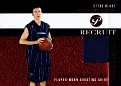 Error 2003-04 Pristene Recruit Steve Blake