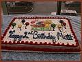 Matty's 2nd birthday cake