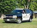 Menlo Park PD 2005 Chevy Tahoe