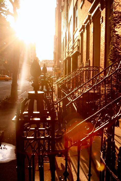 Prince Street,  SoHo New York