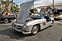 1955 Mercedes-Benz 300 SL owned by John and Ann Willott