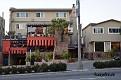 Framme i San Francisco och här är det Travelodge hotell där vi ska bo i några dagar.
