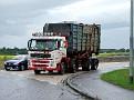 JD06 DSM   Volvo FM 400 8x4 hook loader