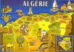 00- Map of Algeria 01