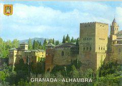 Spain - LA ALHAMBRA