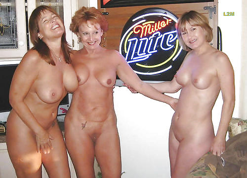 Mom and dathers naked