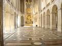 Une des salles du château de Versailles.
