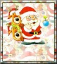 Santa with friendsTa