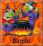 2 Green WitchBambi