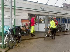 Kontrolle 3 - Tankstelle Irxleben