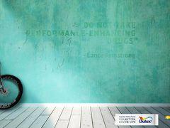 DO NOT TAKE PERFORMANCE-ENHANCING DRUGS - Lance Armstrong