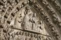 Notre Dame de Paris detail
