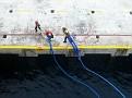 Costa Maya dock workers