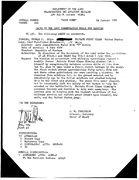 ARCOM-V awarded to Thomas J. Bleming, Vietnam Veteran