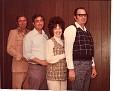 Year 1976 - Doyle, Arnold, Imogene & Clifford