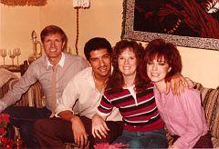 E. Ray Austin, Eliseo Otero, and 2 friends