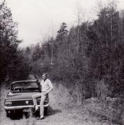E. Ray Austin-1967-my 1st car. Norma Mountain