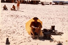 E. Ray Austin-China Beach, RVN, between 1971-1972