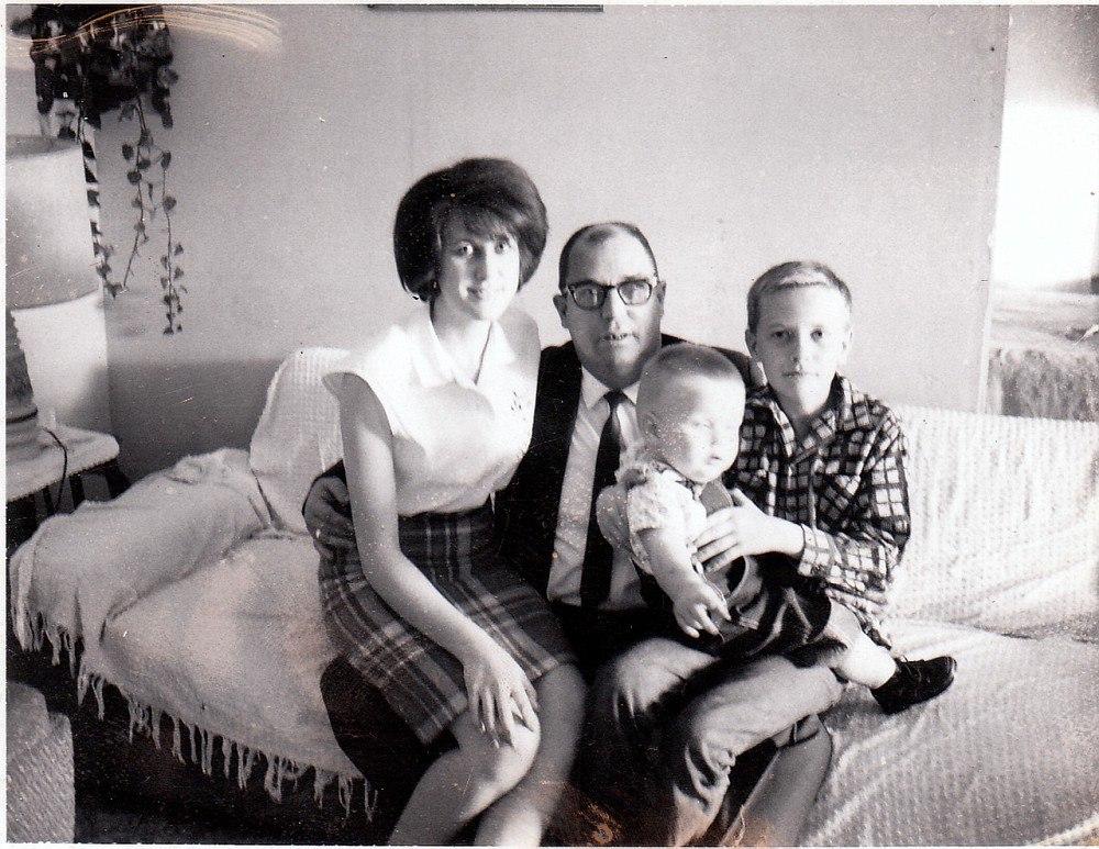 Gail, Odus, Mark, David