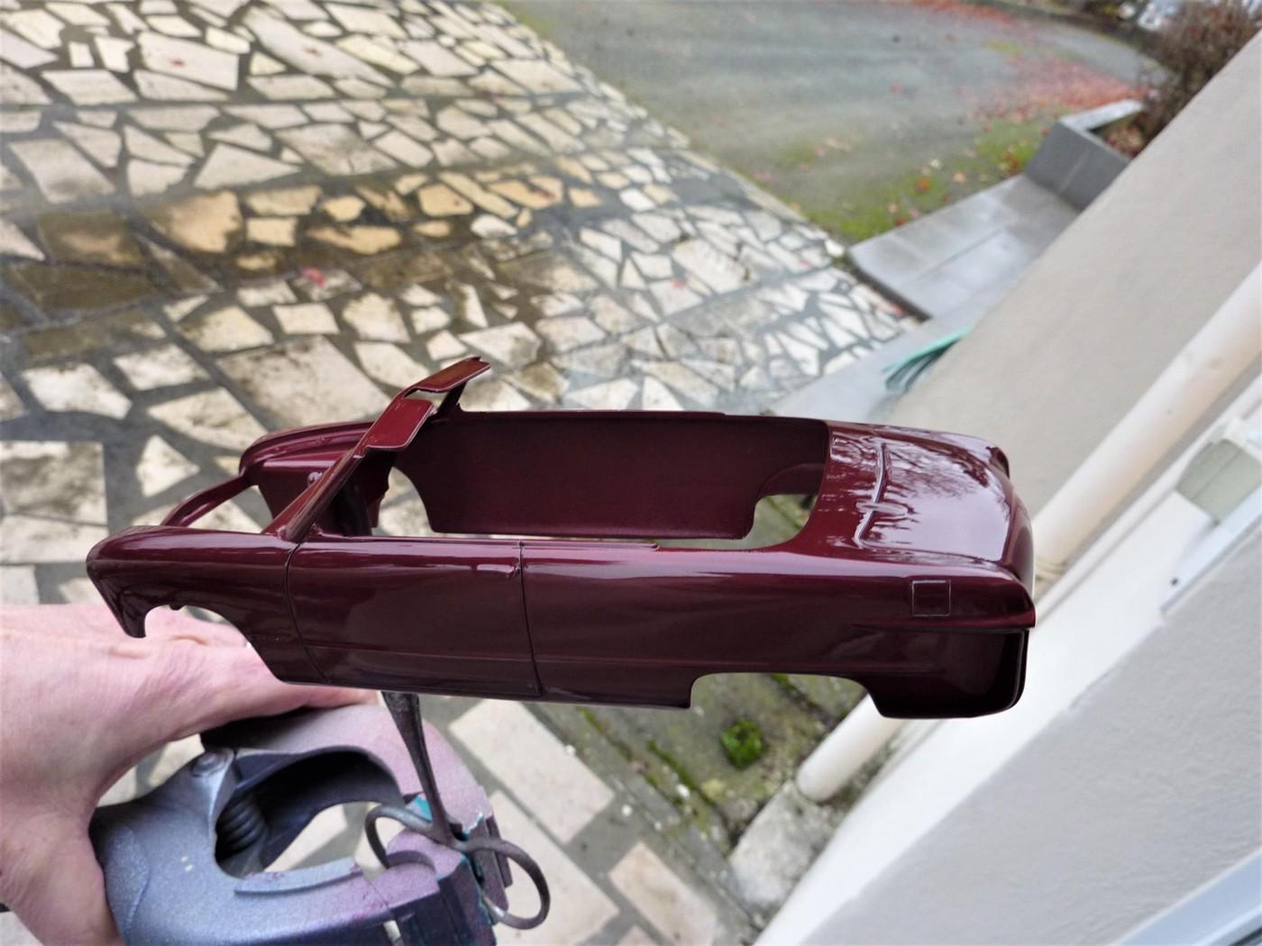 Ford 50 convertible terminée Photo1-vi