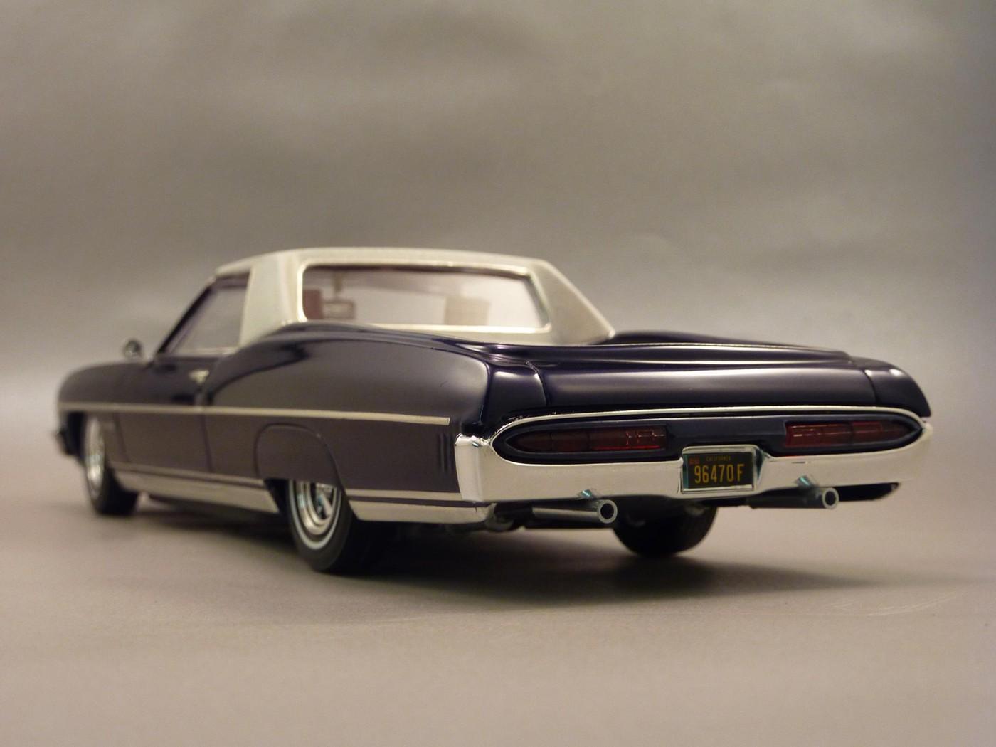 Pontiac Bonneville  70 Pick Up terminée Photo13-vi
