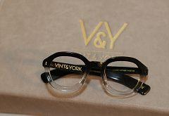 NEW YORK, NY - FEBRUARY 02: Accessories - Eyewear - Sunglasses backstage at Loris Diran - NYFW: Men's at Skylight Clarkson North on February 2, 2017 in NYC.