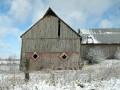 Barn, Third Line, Winter
