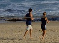 Walking on the beach 003