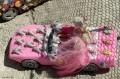 Barbie Art Car