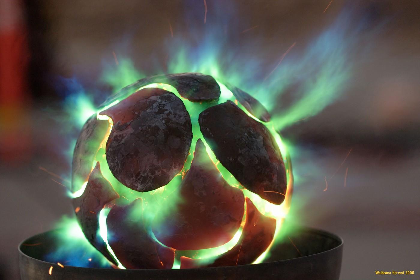 Green Fireball