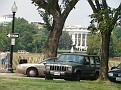 Washington, South side (back) of the White House!