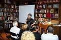 Bernice Steinbaum gallery owner presenting Edouard duval Carrie.