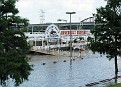 Flooded cruise landing