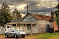 Stuart Town Kinkara Tea House - The Old & The New 031011