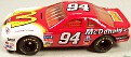 1996 Bill Elliott Matchbox