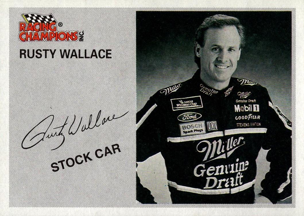 1994 Racing Champions Rusty Wallace (1)