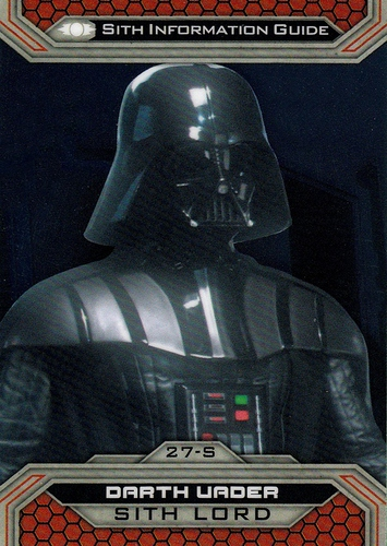 Chrome Perspectives Jedi vs  Sith #27S (1)