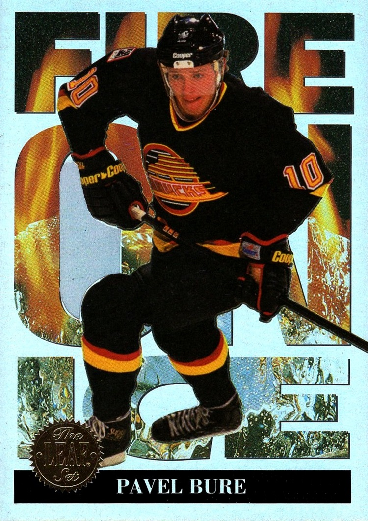 1994-95 Leaf Fire On Ice #03 (1)