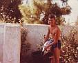 Marty at Vicki's Los Gatos CA 1983