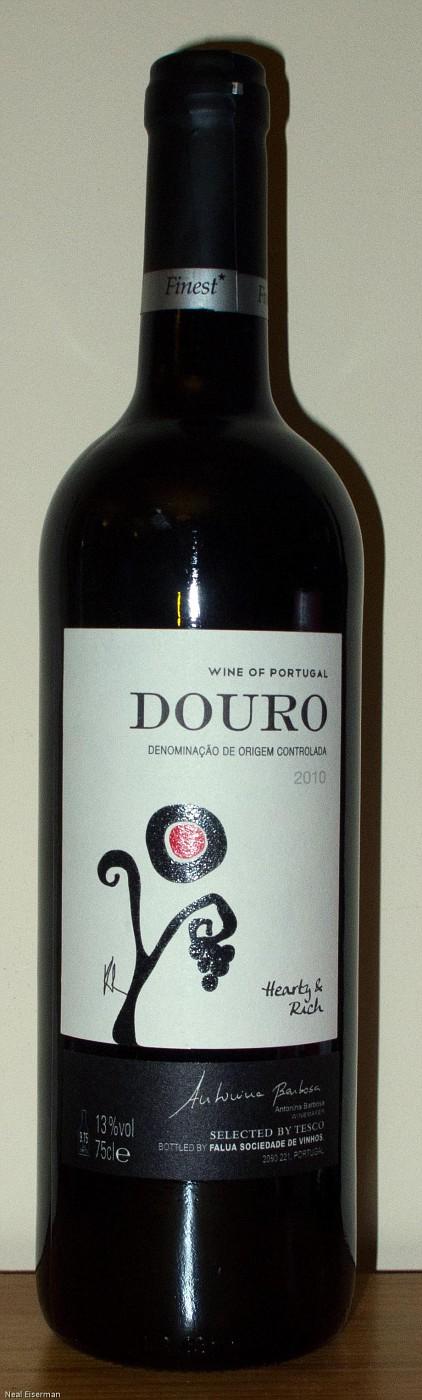 Tesco's Finest Douro 001