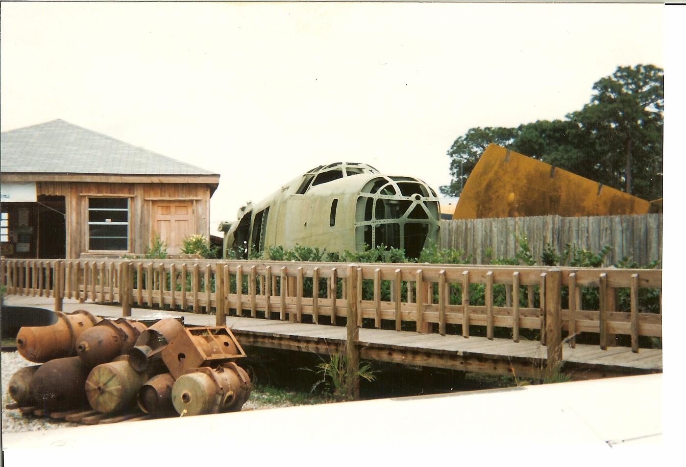 PB4Y-2 Privateer BuNo 59932 N9829C Kissimmee FL 3 1994